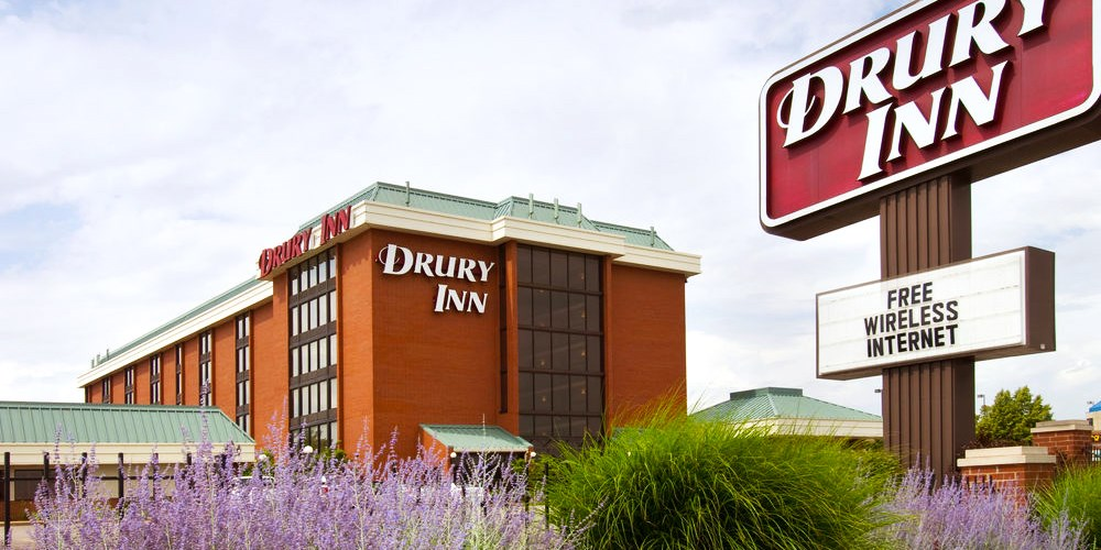 Drury Inn & Suites St. Louis Airport -- Edmundson, MO