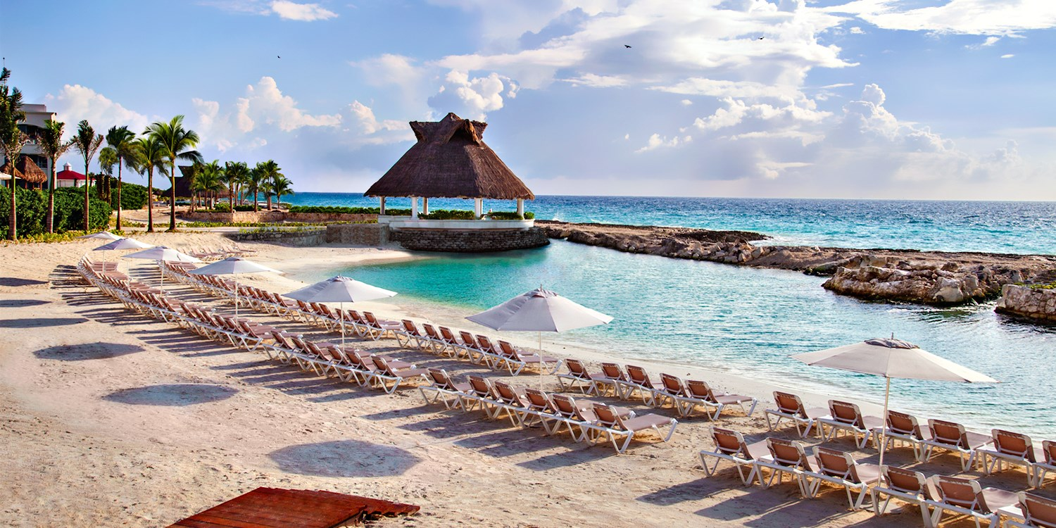 Hard Rock Hotel Riviera Maya, All Inclusive -- Playa del Carmen, Mexico