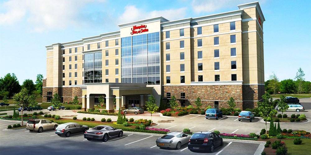 Hampton Inn & Suites Raleigh/Crabtree Valley -- Raleigh, NC