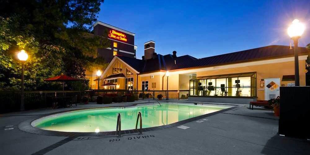 Hampton Inn and Suites Raleigh/Cary I-40 (RBC Center) -- Cary, NC