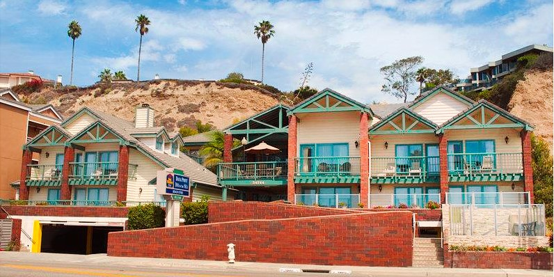Best Western Plus Dana Point Inn-by-the-sea -- Dana Point, CA