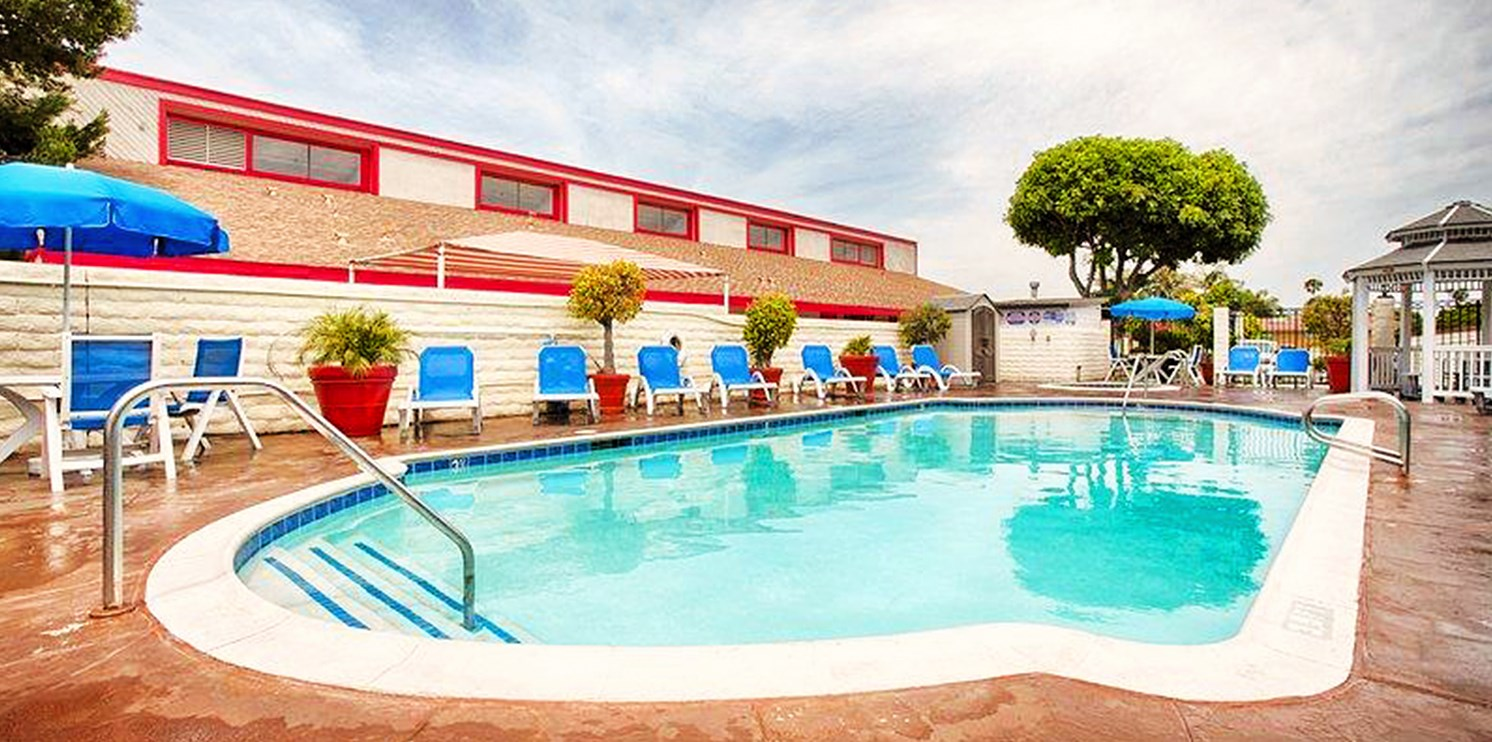 Best Western Surf City -- Huntington Beach, CA