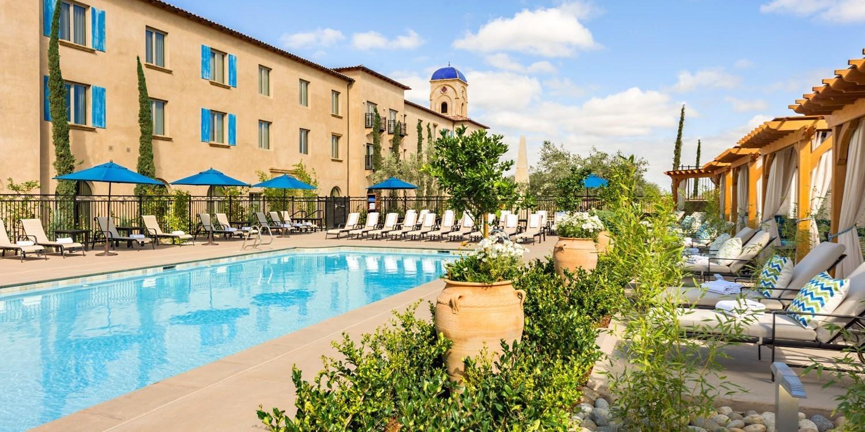 Allegretto Vineyard Resort -- Paso Robles, CA
