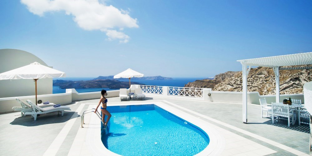 Celestia Grand -- Santorini, Greece