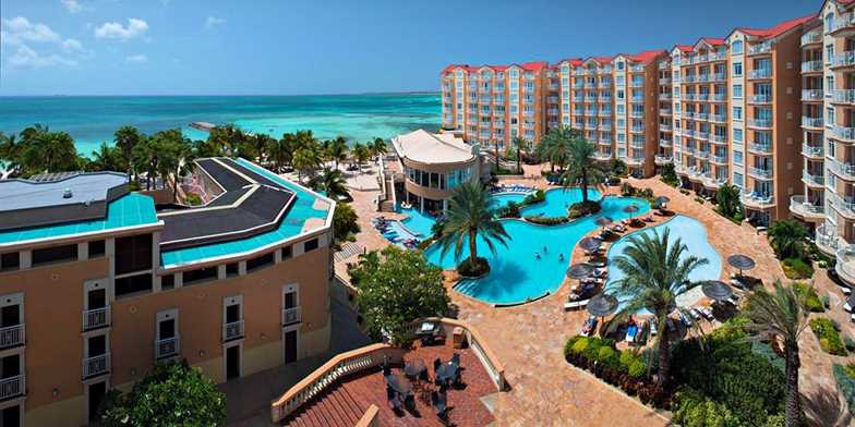 Divi Aruba Phoenix Beach Resort Palm