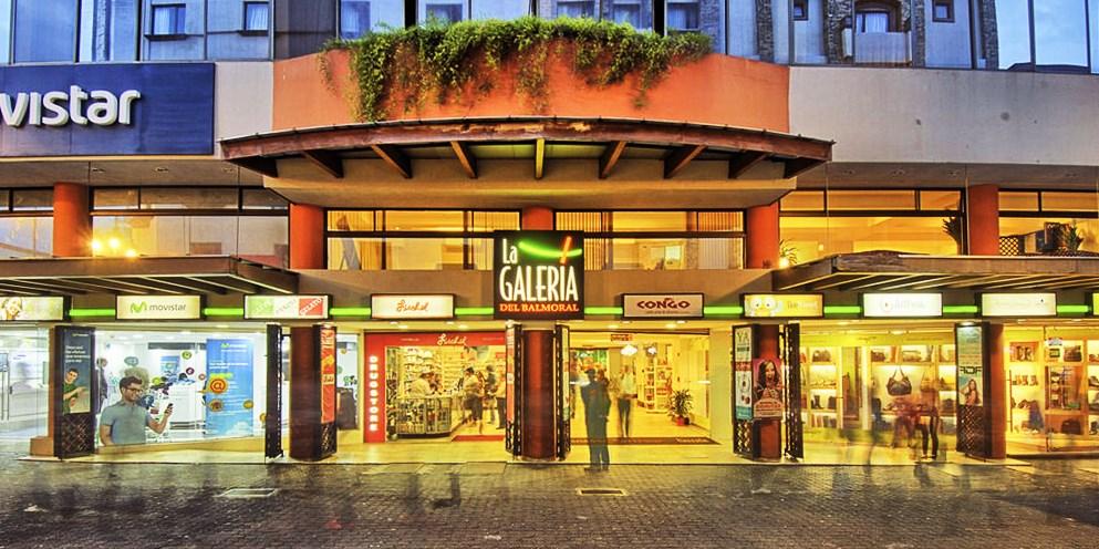 Balmoral Hotel -- San Jose, Costa Rica