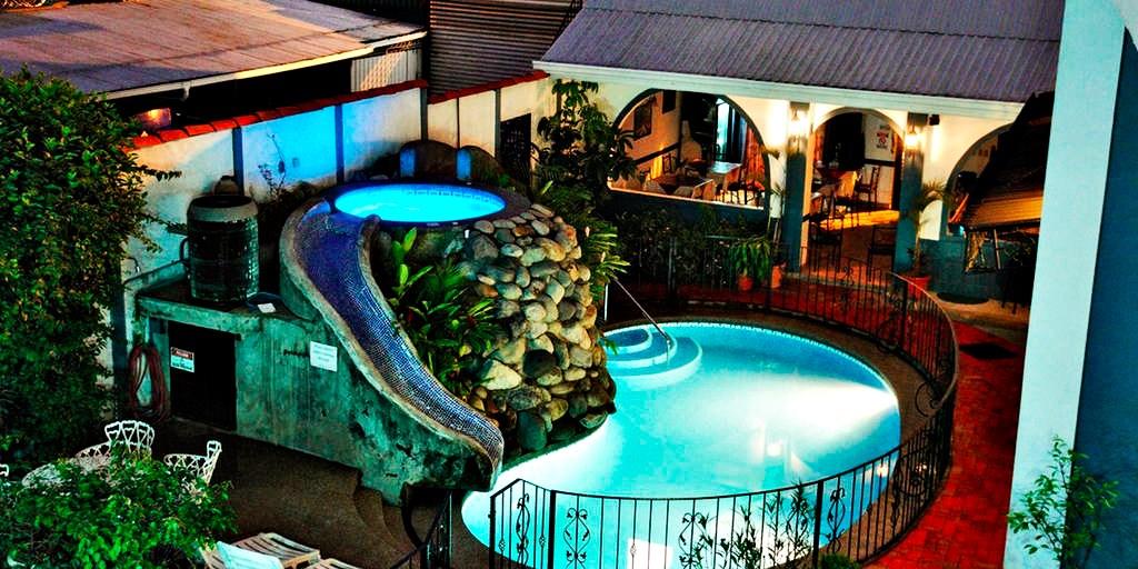 Hotel Santo Tomas -- Calle Blancos, Costa Rica