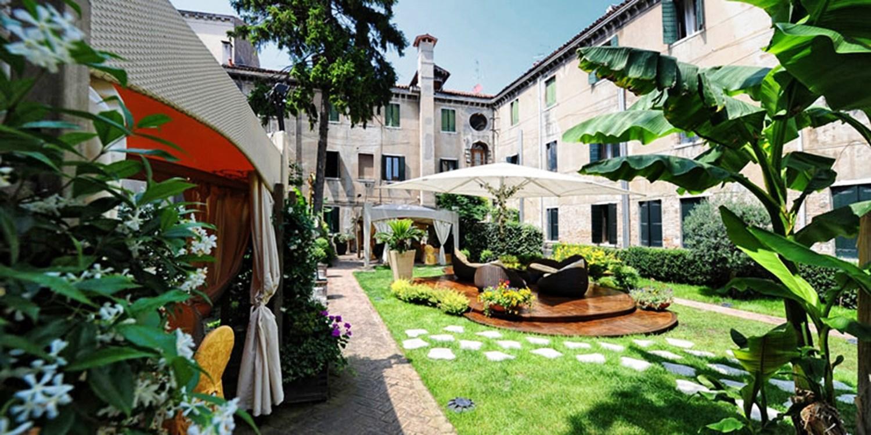 Hotel Abbazia -- Venice, Italy