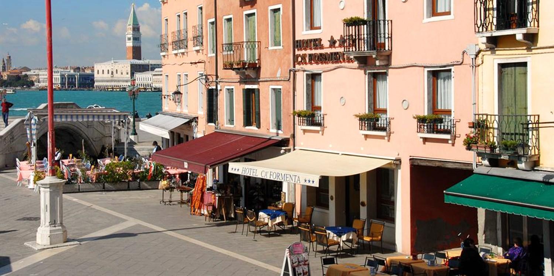 Hotel Ca' Formenta -- Venedig, Italien