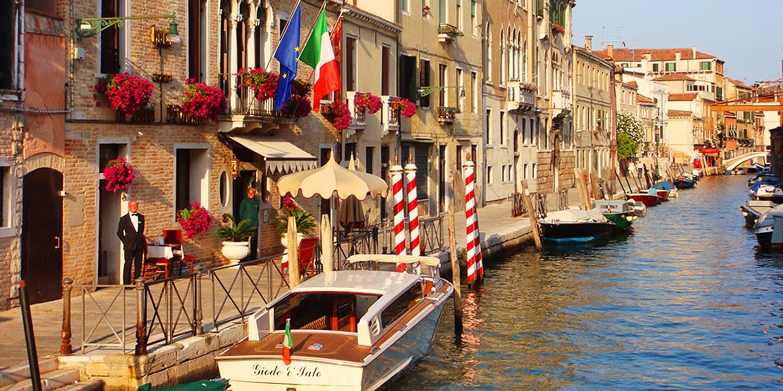 Hotel ai Mori d'Oriente -- Venice, Italy