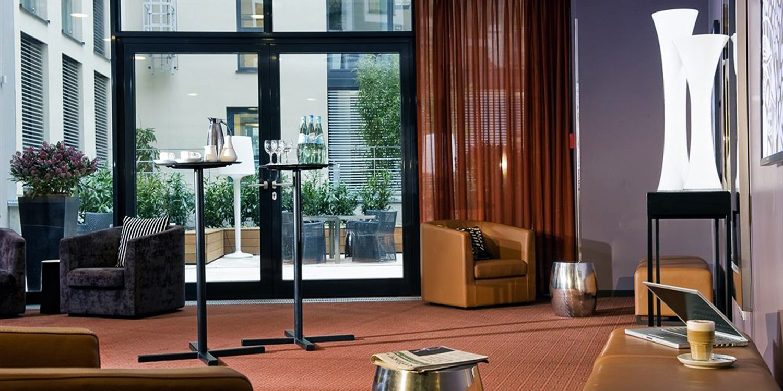 Adina Apartment Hotel Berlin Mitte -- Berlin