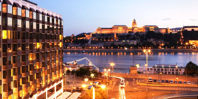Sofitel Budapest Chain Bridge -- Budapest, Hungary