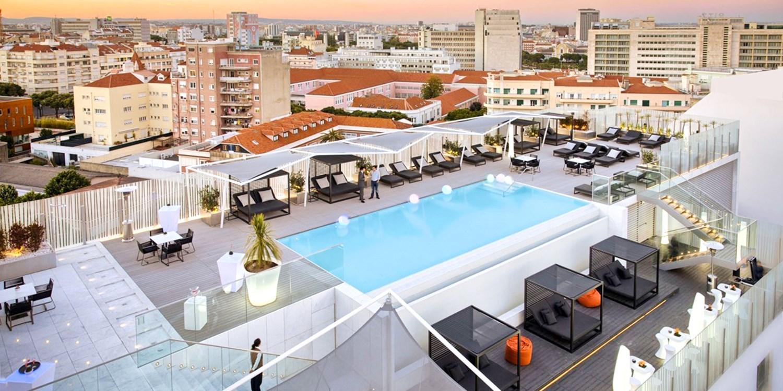 EPIC SANA Lisboa Hotel -- Lisbon, Portugal