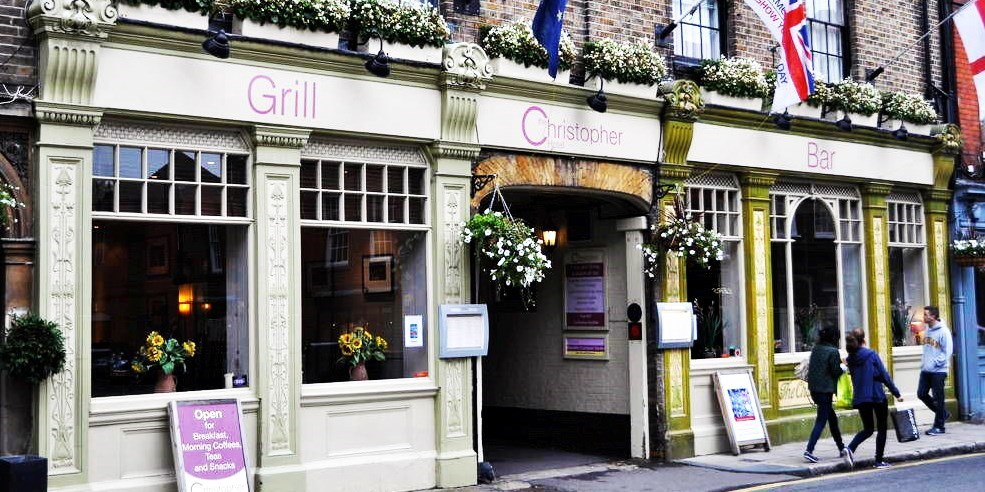 The Christopher Hotel Bar & Grill -- Eton, United Kingdom