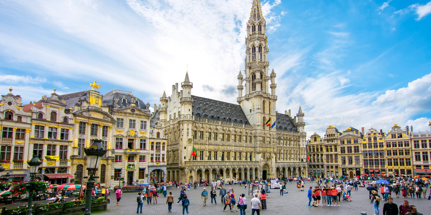 $155 – Brussels: 'glamorous' 5-star hotel stay, save 48% -- Brussels, Belgium