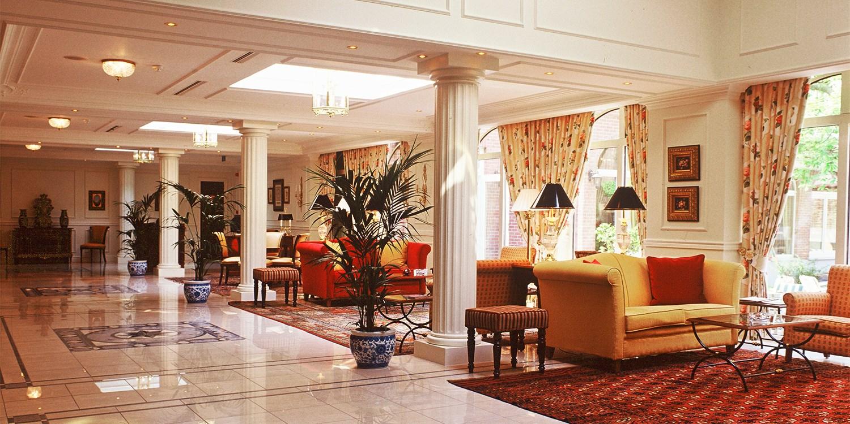 Stanhope Hotel -- Brüssel, Belgien