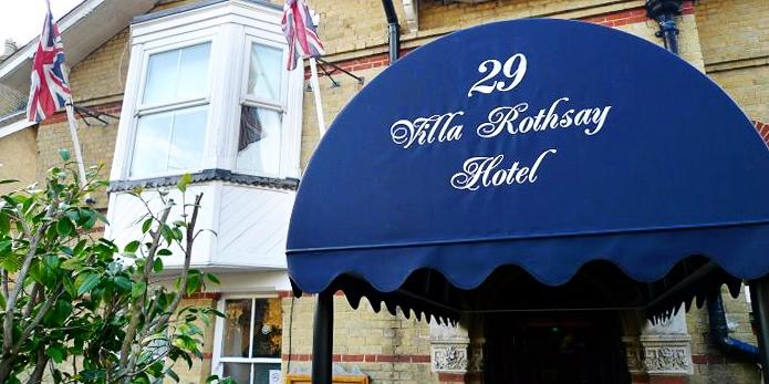 Villa Rothsay Hotel -- Cowes, United Kingdom