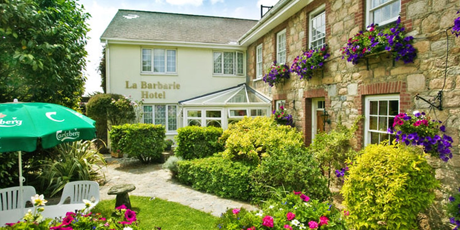 La Barbarie Hotel -- St. Martin, United Kingdom