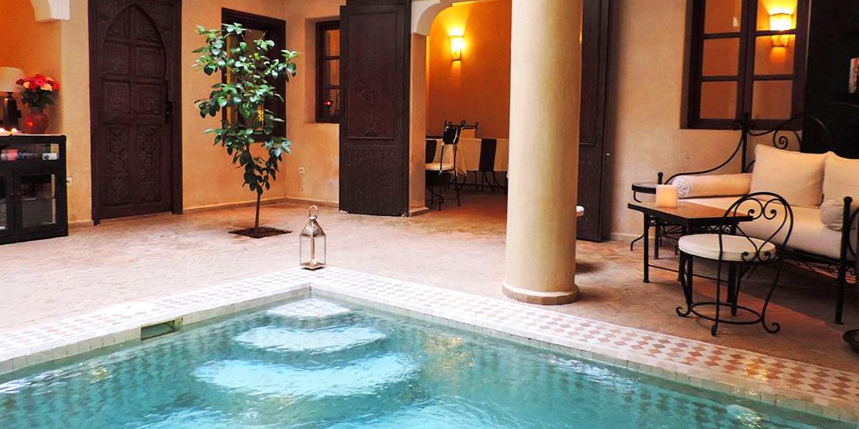 Riad Al Badia -- Marrakesch, Marokko