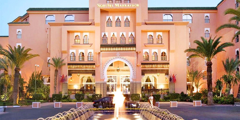 Sofitel Marrakech Palais Imperial -- Marrakesh, Morocco