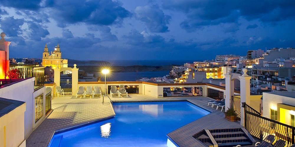 Solana Hotel & Spa -- Mellieha, Malta
