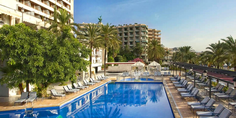 Gran Melia Victoria -- Palma de Mallorca, Spain