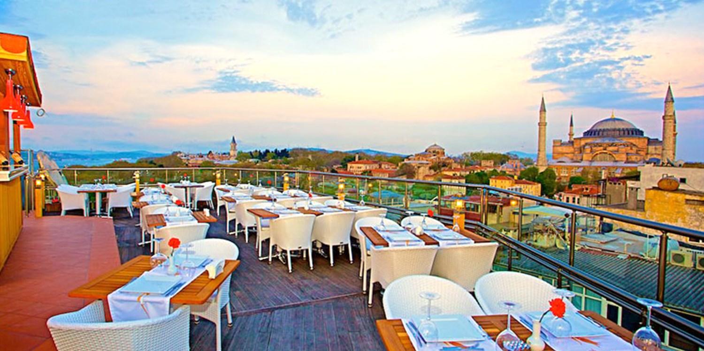 Arden City Hotel - Special Class -- Istanbul, Turkey