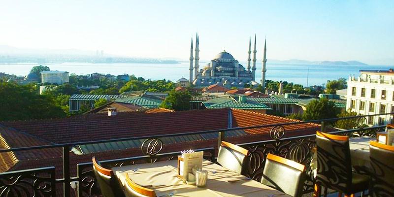 Rast Hotel -- Istanbul, Türkei