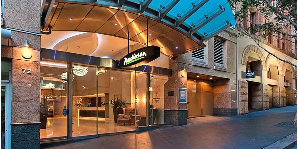 Radisson Hotel & Suites Sydney -- Sydney, Australia