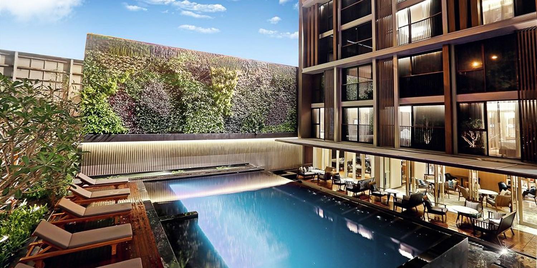 Arcadia Suites Ploenchit Sukhumvit by Compass Hospitality -- Bangkok, Thailand