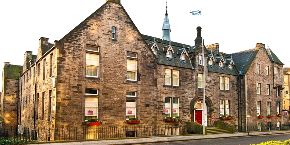 Leonardo Boutique Hotel Simpson Townhouse Edinburgh -- Edinburgh
