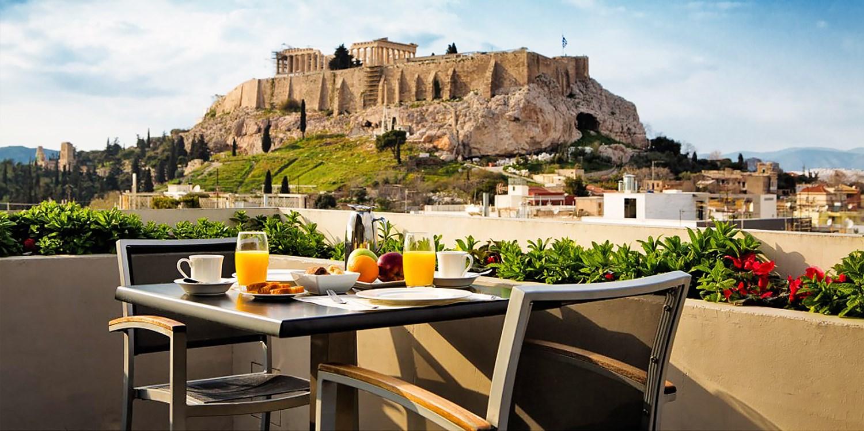 Athens Gate Hotel -- Athen, Griechenland