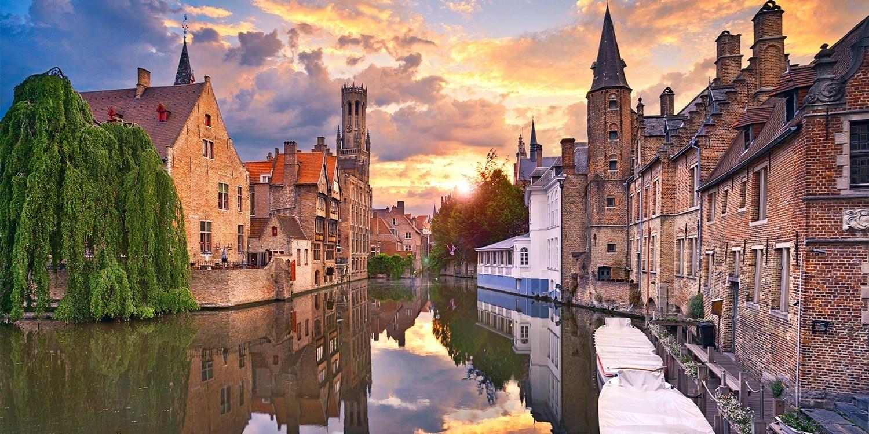 Hotel Prinsenhof -- Bruges, Belgium