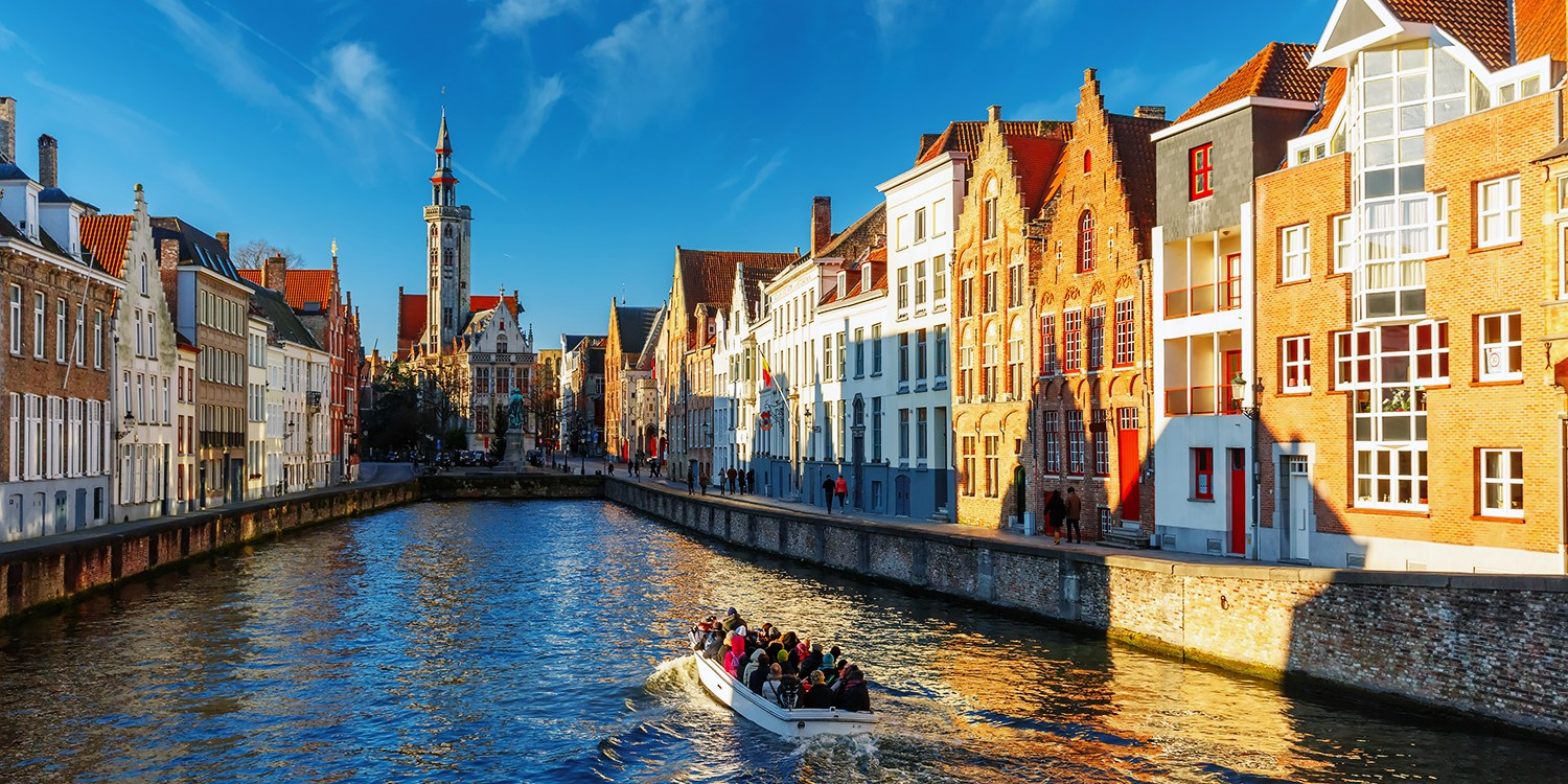 $182 & up – Historic Bruges hotel stay w/breakfast, 38% off -- Bruges, Belgium
