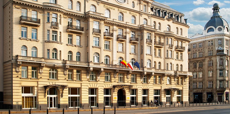 Polonia Palace Hotel -- Warschau, Polen
