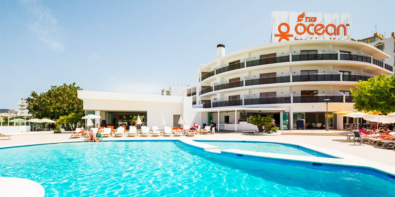 THB Ocean Beach - Adults Only -- Sant Antoni de Portmany, Spain