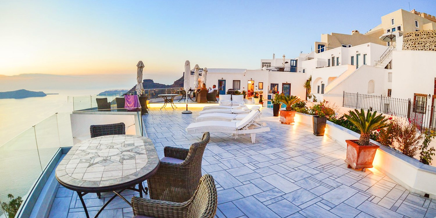 Anteliz Suites -- Santorini, Greece