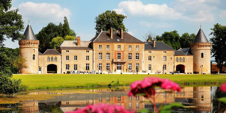 Domaine Chateau Du Faucon -- Champigne, Frankreich