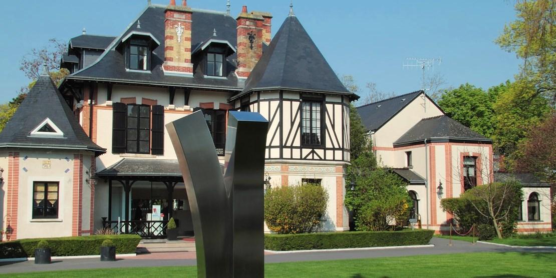 Relais & Châteaux L'Assiette Champenoise -- Tinqueux, France
