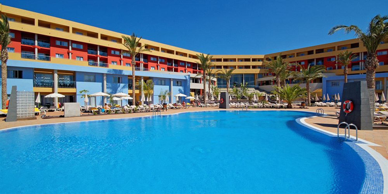 Iberostar Playa Gaviotas Park - All Inclusive -- Pajara, Spain