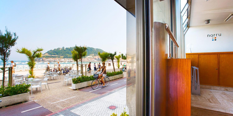 Hotel Niza -- San Sebastian, Spanien