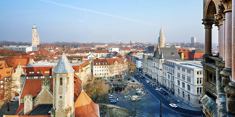 Steigenberger Parkhotel Braunschweig -- Braunschweig