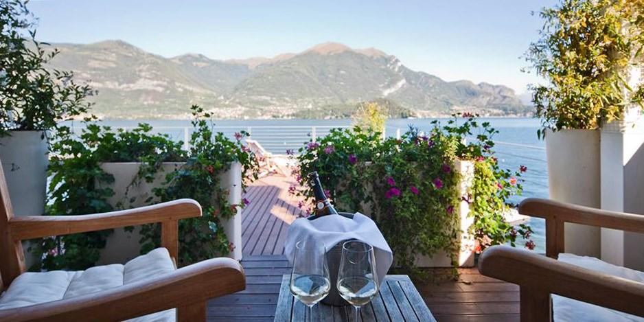 Hotel Villa Aurora -- Lezzeno, Italien