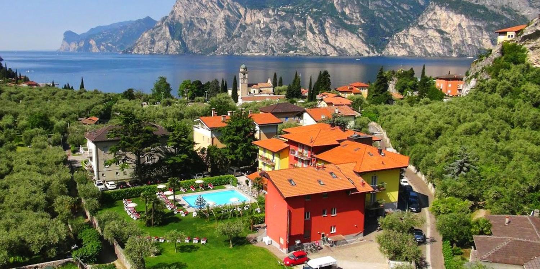 Aktivhotel Santalucia -- Nago-Torbole, Italy