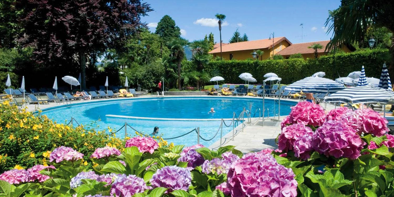 Regina Palace Hotel -- Stresa, Italy