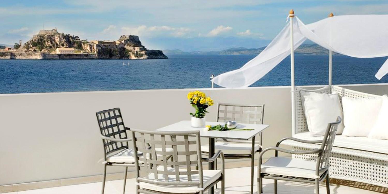 Aquis Mon Repos Palace -- Corfu Town, Greece