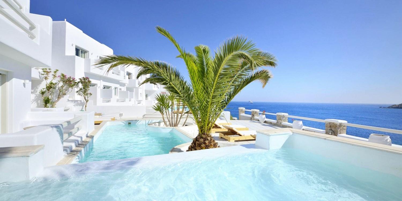Nissaki Boutique Hotel -- Mykonos, Griechenland