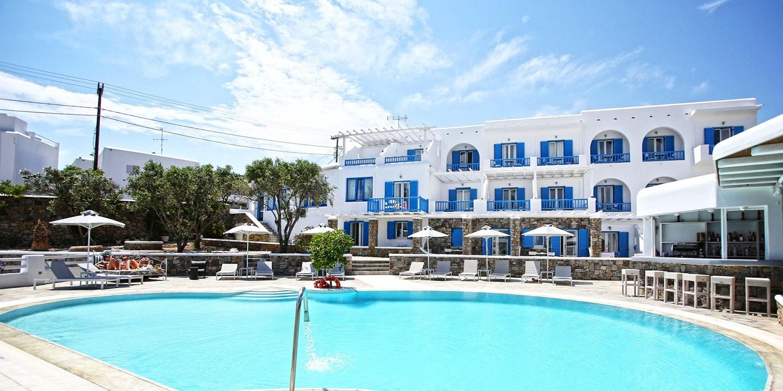 Argo Hotel -- Mykonos, Griechenland