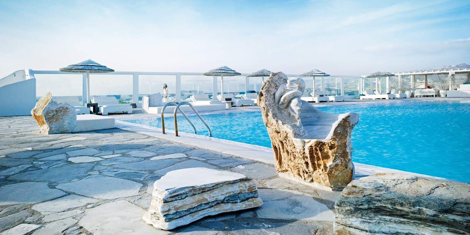 Mykonos Bay Hotel -- Mykonos, Greece