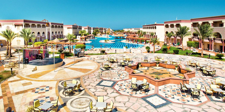 Sentido Mamlouk Palace Resort -- Hurghada, Ägypten